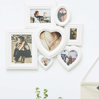 Antique White Frame - Urban Outfitters