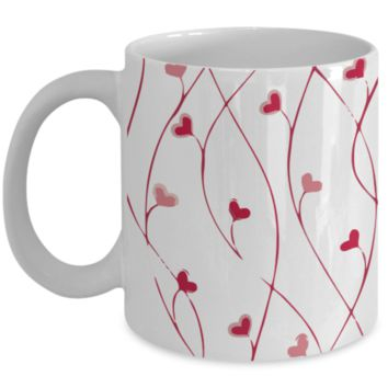 Cute Cheap Coffee Mug - Great Gift for Boyfriend, Girlfriend, Family