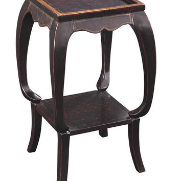 Ultimate Accents End Table Antique Black