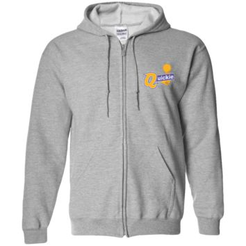 Draymond Green Quickie G186 Gildan Zip Up Hooded Sweatshirt