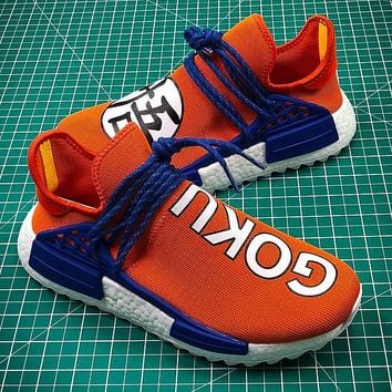 555f34c70764e Adidas Human Race NMD Hu Dragon Ball Z Sport Running Shoes - Bes