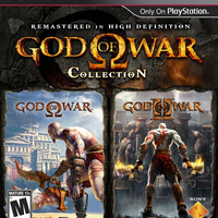 God of War Collection - Playstation 3 (Very Good)