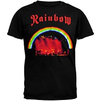 Rainbow - On Stage T-Shirt