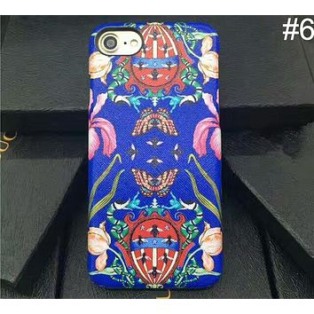 GUCCI 2018 summer new fashion trendy iphone6 leather phone case F-OF-SJK #6