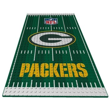 Green Bay Packers: Display Plate | OYO Sports | Minifigures & Buildables