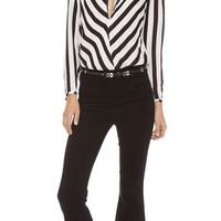 By Malene Birger Lancie Striped Blouse | SHOPBOP | Use Code: INTHEFAMILY25 for 25% Off