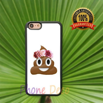 Emoji Poop Fashion Cell Phone Cases For iphone