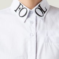 Ktz Classic Collar Shirt - - Farfetch.com