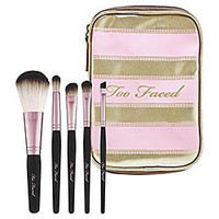 Too Faced Teddy Bear Hair Professional Brush Set: Shop Brush Sets | Sephora