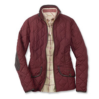 Barbour Diamond Quilted Jacket For Women / Barbour® Ladies Stallion Quilted Jacket -- Orvis