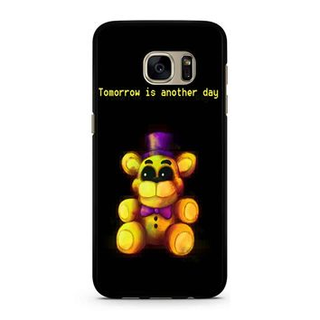 Five Nights At Freddy Fnaf 4 Tomorrow Samsung Galaxy S7 Case