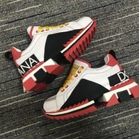 Dolce & Gabbana D&g Multi-colored Super King Sneakers Reference #6 - Best Online Sale