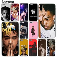 Lavaza Rap Singer XXXTentacion MC Hard Phone Case for Apple iPhone 10 8 7 6 6S Plus 5 5S SE 5C 4 4S Cover for iPhone X 8