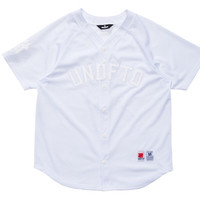 UNDEFEATED MESH BASEBALL S/S JERSEY   Undefeated