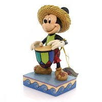 Jim Shore Welcome To The Caribbean Figurine