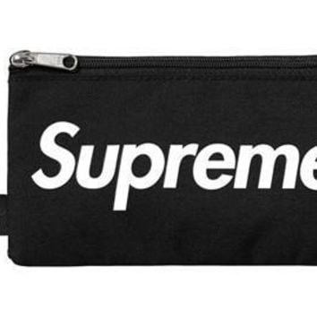 Supreme Mobile Pouch - Black