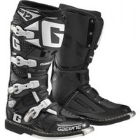 Gaerne 2014 SG-12 Boots Black | Gaerne Mens Offroad Boots at Bob's Cycle Supply | Bob's Cycle Supply