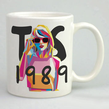 Wpap taylor swift 1989 mug tea mug from pilolopil 39 sbooth for Taylor swift coffee shop