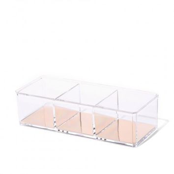 Isaac Jacobs 3-Section Stackable Tray