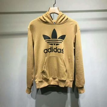 Adidas HYKE Fashion Hooded Top Pullover Sweater Sweatshirt Hoodie