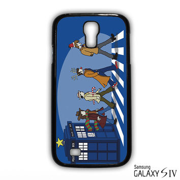 Tardis Doctor Who The Beatles for phone case Samsung Galaxy S3,S4,S5,S6,S6 Edge,S6 Edge Plus phone case