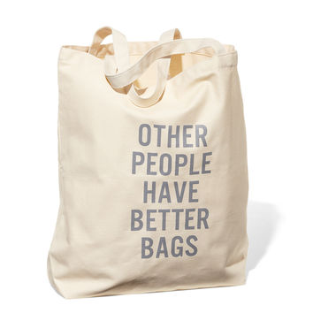 Better Bags Canvas Tote