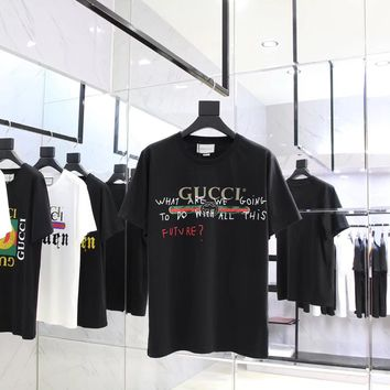 gucci 2018ss fashion t shirt 006