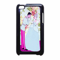 Cinderella Floral Party iPod Touch 4th Generation Case