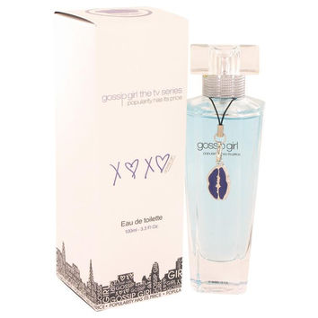 Gossip Girl XOXO by ScentStory Eau De Toilette Spray 3.4 oz