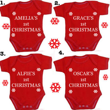 Christmas  bodysuit or DESIGN YOUR OWN