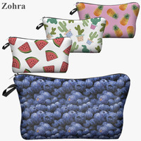 Fruit Portable Type Make up organize bag
