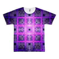 Square Tiles on Mt Olympus || Short sleeve men's t-shirt (unisex) — Future Life Fashion