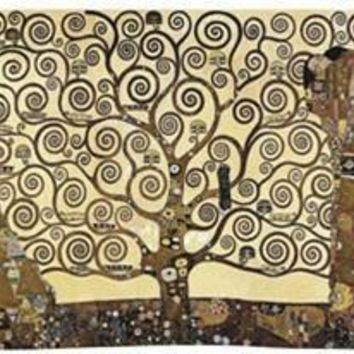 Stoclet Frieze by Klimt Tapestry - 6783