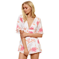 Day Dreamer Kimono Playsuit by MINKPINK