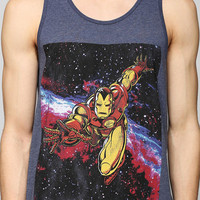Junk Food Iron Man Space Tank Top - Urban Outfitters