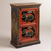 Elephant Cabinet - World Market