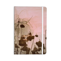 "Marianna Tankelevich ""Lotus Dream"" Flower Pink Everything Notebook"