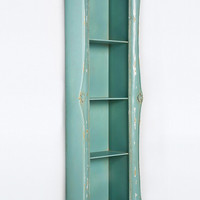 Kare Baroque Wall Shelf in Green - Urban Outfitters