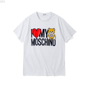 spbest Moschino I Love My Toy T-Shirt
