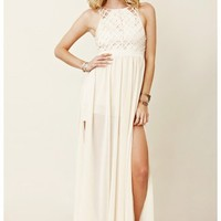 Finders Keepers - Precious Memories Maxi Dress