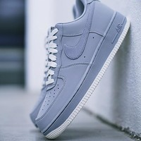 "Nike Air Force 1 Low""Wolf Grey"" 820266-016"
