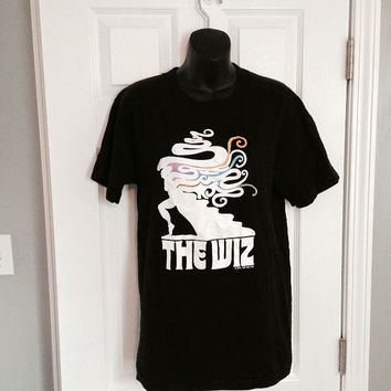 Vintage The Wiz t-shirt broadway musical