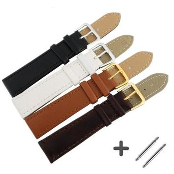 Aismei Genuine Leather Replacement Watch Straps