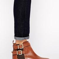 River Island Sherry Chelsea Ankle Boots