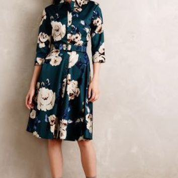 Gallica Shirtdress by Peony by Samantha Sung Green