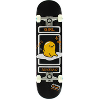 Girl Skateboards Mike Mo Capaldi Sanrio Gudatama Complete Skateboard - 7.75 x 31.62 at Warehouse Skateboards