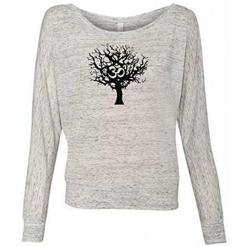 "Yoga Clothing for You Ladies ""Tree of Life"" Boho Tee Shirt"