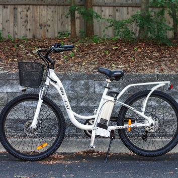 2017 BIG CAT® LONG BEACH CRUISER 350 ELECTRIC BIKE