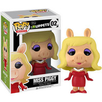 Funko POP! Muppets Vinyl Figure - MISS PIGGY (4 inch): BBToyStore.com - Toys, Plush, Trading Cards, Action Figures & Games online retail store shop sale