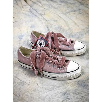 CONVERSE ALL STAR 100 COLOR HI PINK SNEAKERS